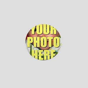 Personalized Circular Image Mini Button