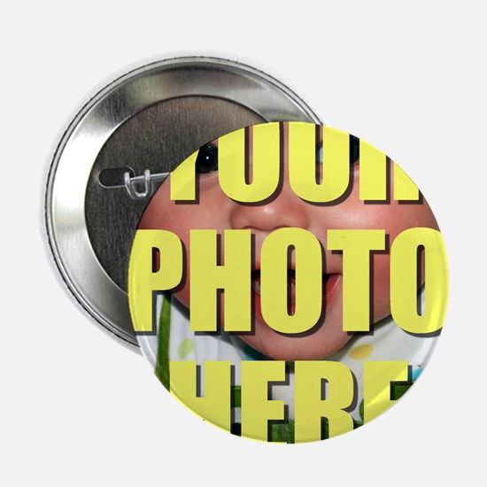 """Personalized Circular Image 2.25"""" Button"""