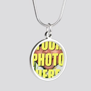 Personalized Circular Image Necklaces