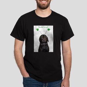 Irish lab Dark T-Shirt