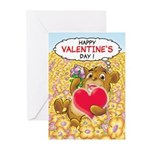 Bailey's Valentine Greeting Cards (Pk of 10)