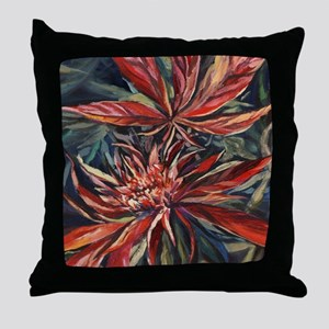 blanket somango Throw Pillow