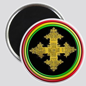 ethipia cross rasta performance jacket Magnet
