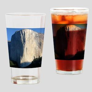 rndornaElCap Drinking Glass