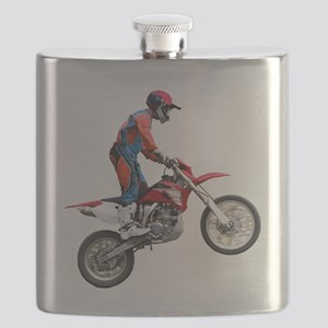 Flying Cycle Flask
