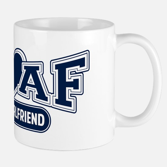 Air Force Girlfriend Mug