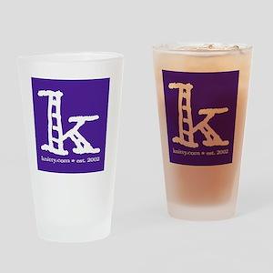 KonlyPURPLE Drinking Glass
