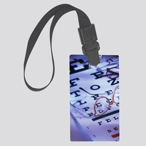 Vision Correction Large Luggage Tag
