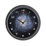 Spiral Galaxy (NGC 1309) Wall Clock