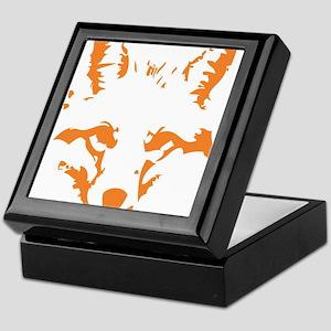 Fox Keepsake Box
