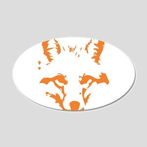 Fox Wall Decal