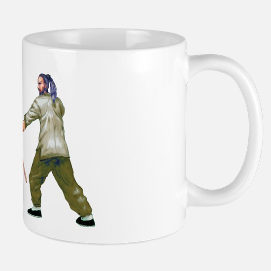 Chen Tai Chi Coffee Mug 11oz