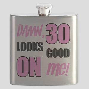 Funny 30th Birthday Gag Gift Flask