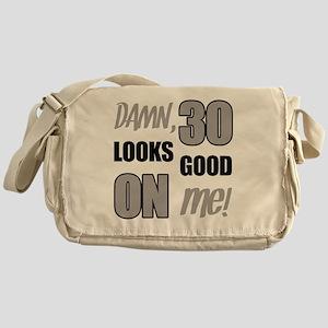 Funny 30th Birthday (Damn) Messenger Bag