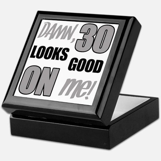 Funny 30th Birthday (Damn) Keepsake Box