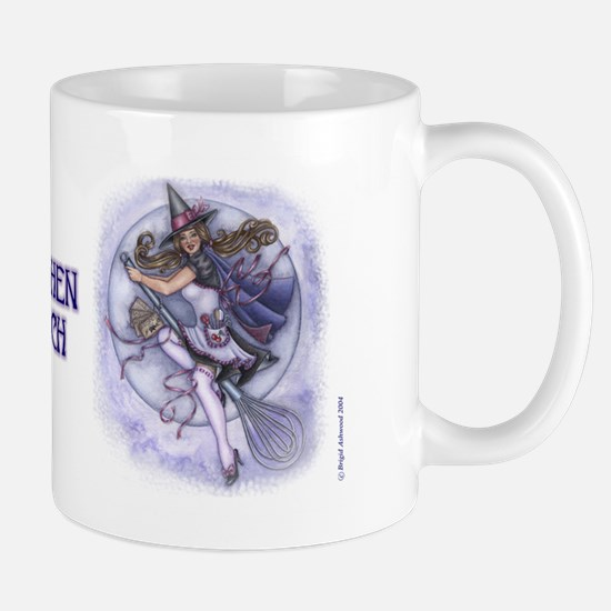 Kitchen Witch Mug