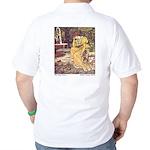 Crane's Frog Prince Golf Shirt