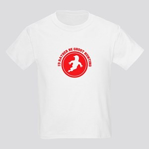 Rather Ghosts Kids T-Shirt
