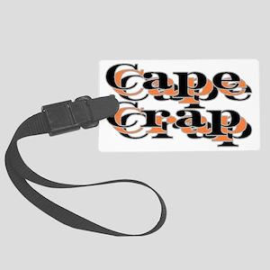 CAPECRAP Large Luggage Tag