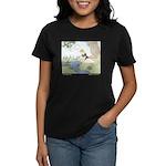 Price's Frog Prince Women's Dark T-Shirt