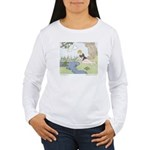 Price's Frog Prince Women's Long Sleeve T-Shirt