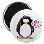 Vote Penguin Magnet