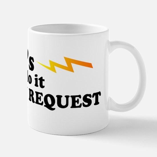 By Request Mug