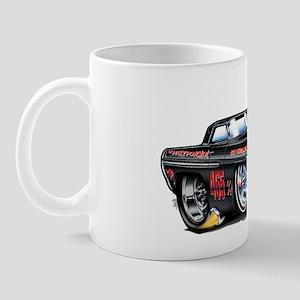 MM62pontCatBlakFloat Mug