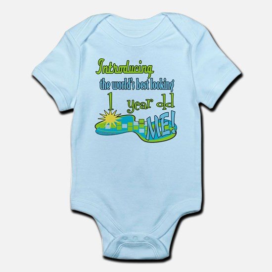 Introducing 1st Birthday Infant Bodysuit