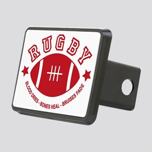 Rugby Rectangular Hitch Cover