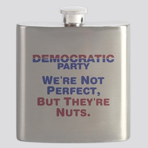 Democrats: We're Not Perfect, But They're Nuts Fla