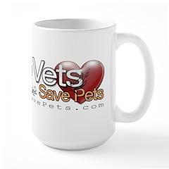 VSP Original Round Mugs
