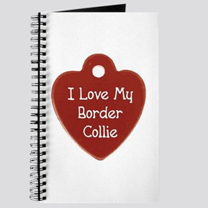 Collie Tag Journal