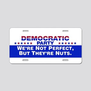 Democrats: We're Not Perfect, But They're Nuts Alu
