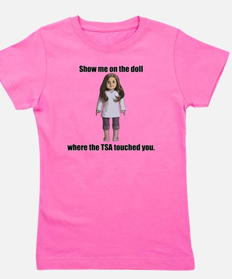 TSA_Doll_Transparent Girl's Tee