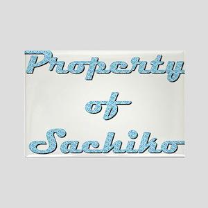 Property Of Sachiko Female Magnets