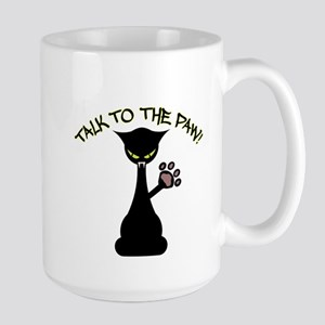 Talk To The Paw Stainless Steel Travel Mugs