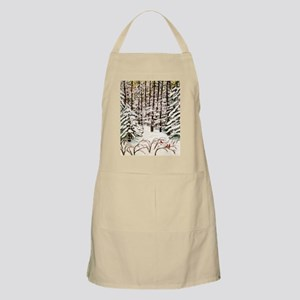 This Winter Apron