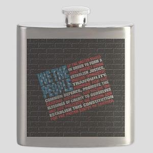 AG Flag Flask