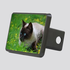 Ready to attack! Rectangular Hitch Cover