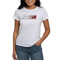 VSP Original Womans Short T-Shirt