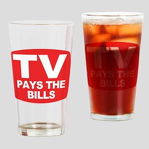 paysthebills Drinking Glass