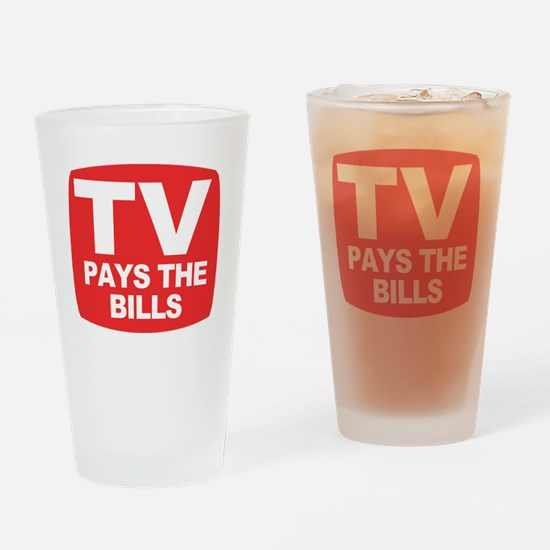 paysthebills Drinking Glass