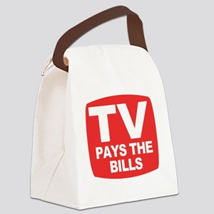paysthebills Canvas Lunch Bag