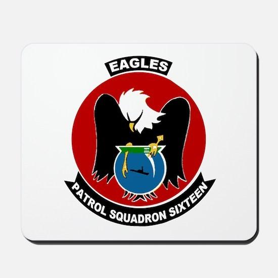 VP 16 Eagles Mousepad
