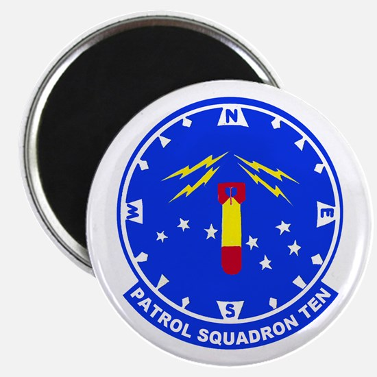 VP 10 Red Lancers Magnet