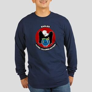 VP 16 Eagles Long Sleeve Dark T-Shirt