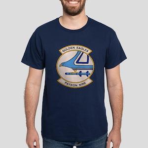 VP 9 Golden Eagles Dark T-Shirt