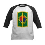 8th Military Police Brigade Kids Baseball Jersey