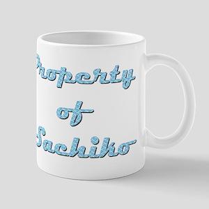 Property Of Sachiko Female 11 oz Ceramic Mug